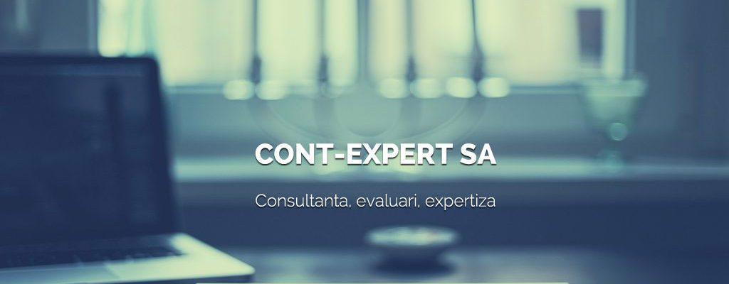 CONT-EXPERT SA – Evaluare – Consultanţă afaceri – Contabilitate – Expertiză